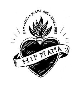 Hip Mama Badge